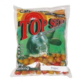 Top Secret Carp Dream Boilies Tropic
