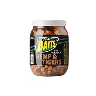 Strategy Baits Hemp & Tigers