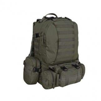 defense pack assembly rucksack vorne oliv