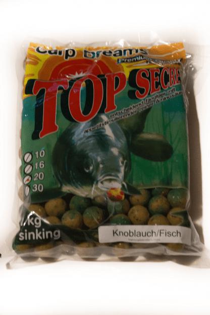 Knoblauch Fisch Köder