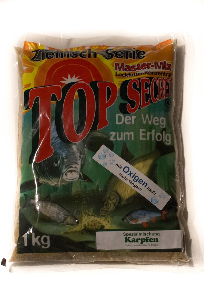 Top Secret Weißfischteig Hanf