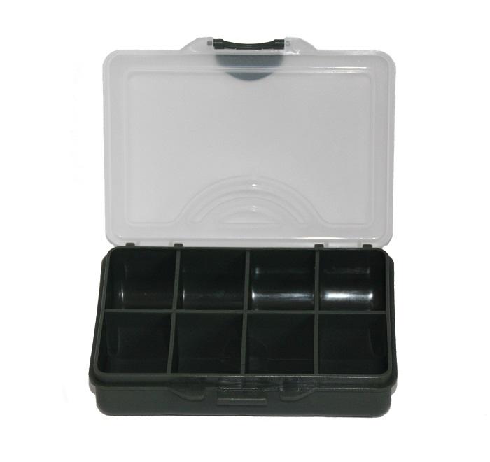 8 Fächer Tackle Box Behr RedCarp Kleinteilebox