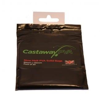 Castaway Slow Melt PVA Solid Bags
