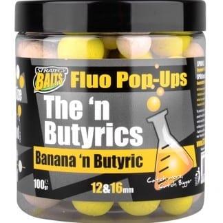 Strategy Baits Banana´n Butyric PopUp