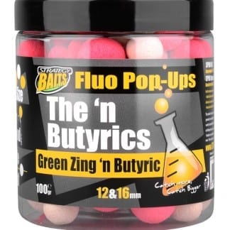 Strategy Baits Green Zing´n Butyric PopUp