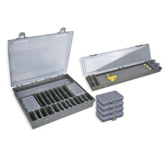 Strategy Tackle Box System Complete
