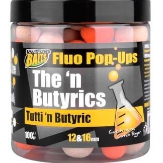 Strategy Baits Tutti´n Butyric PopUp