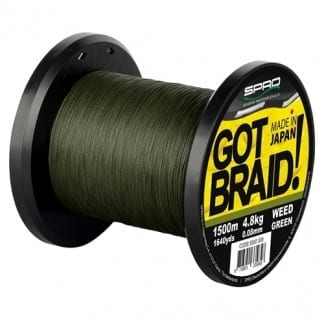 got braid green 1500m 1